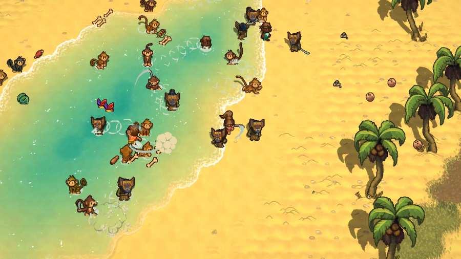 岛屿生存者截图0