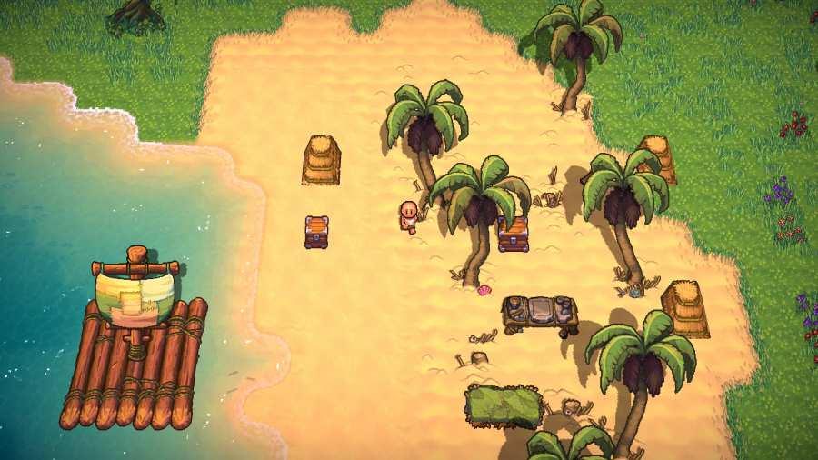 岛屿生存者截图3