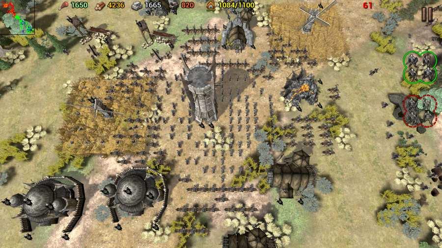 帝国之影:RTS截图0