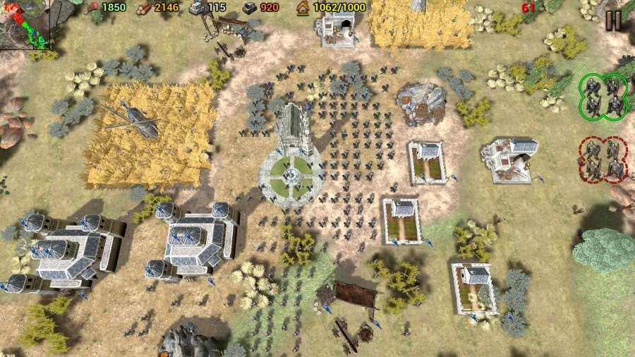 帝国之影:RTS截图1