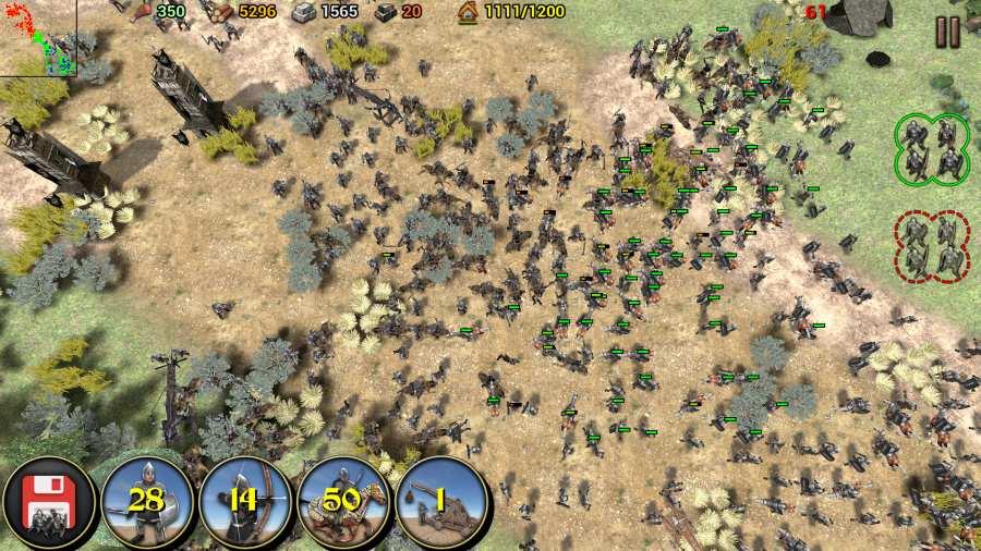 帝国之影:RTS截图3