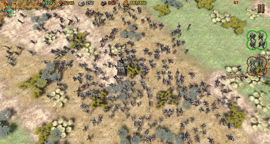帝国之影:RTS截图4