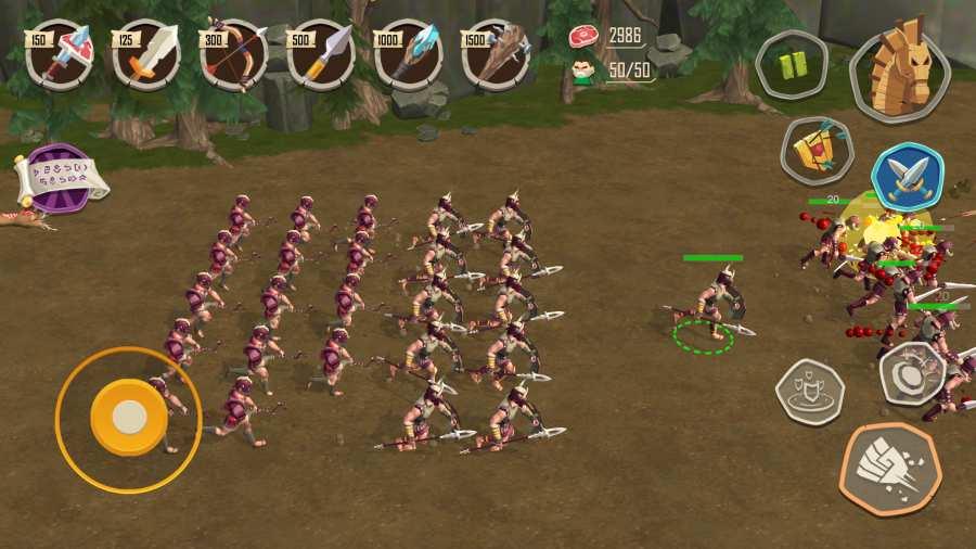 特洛伊之战:传奇斯巴达的崛起