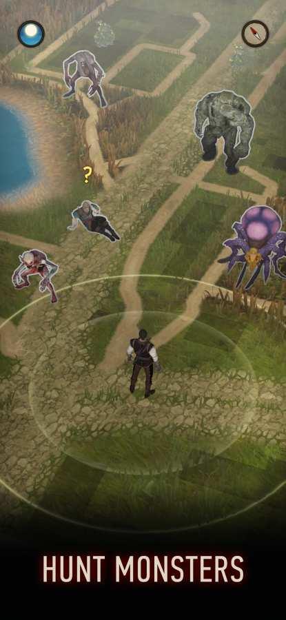 巫师:怪物猎手 截图1