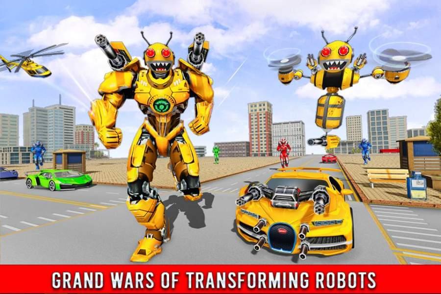 蜜蜂机器人汽车改造