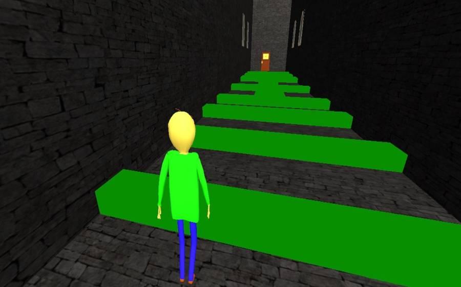 巴尔迪恐怖游戏第2章:逃离邪恶之家截图0