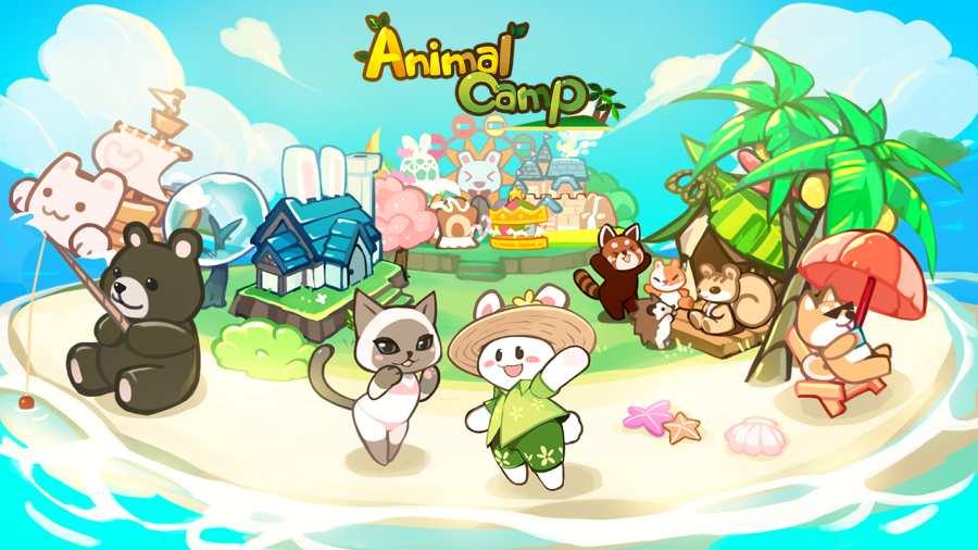 动物营地:度假村的故事