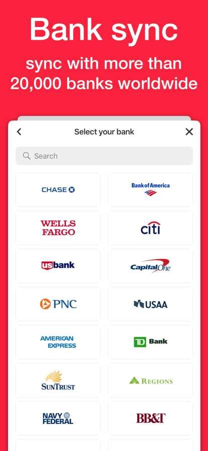 MoneyWiz 2020 Personal Finance截图2