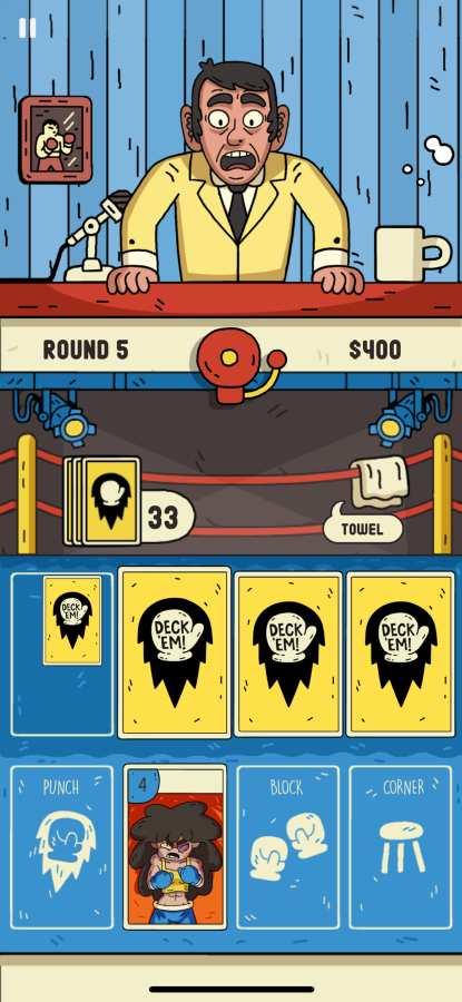 卡牌拳击截图1