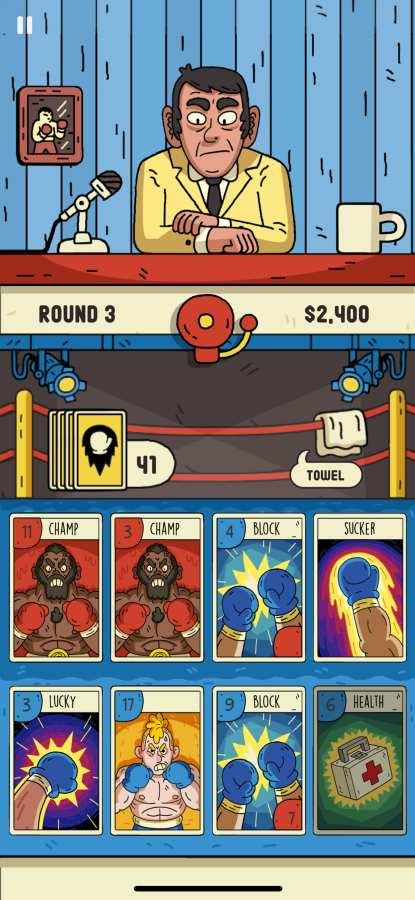 卡牌拳击截图2
