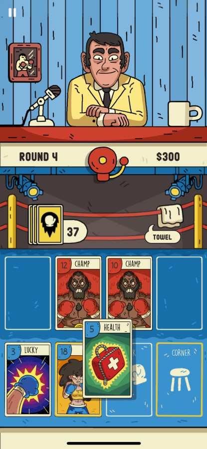 卡牌拳击截图3