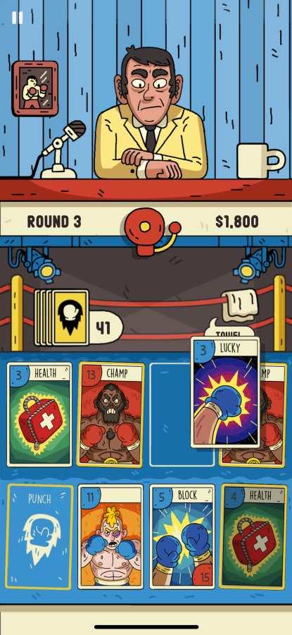 卡牌拳击截图4