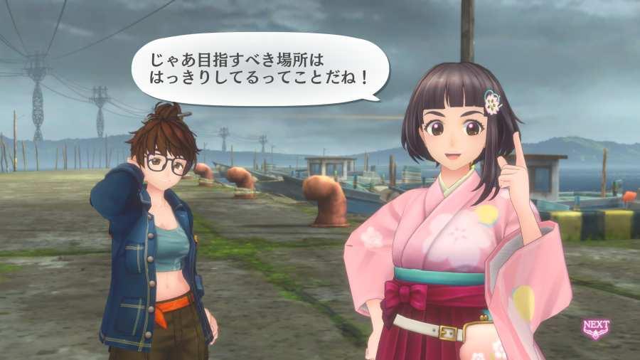 樱花革命:绽放的少女们