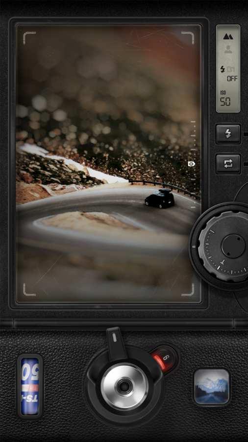 FIMO 復古膠卷相機截圖0