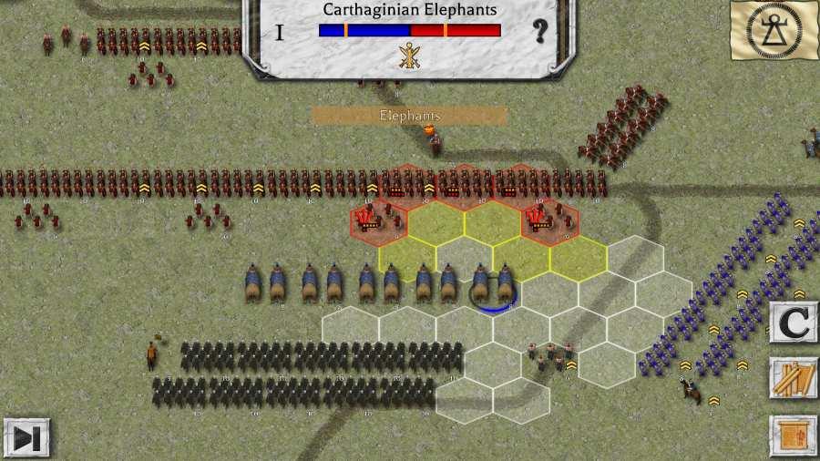 古代战争世界截图4