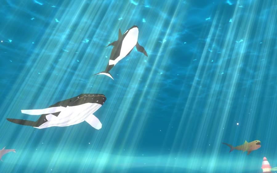 深海水族馆世界截图1