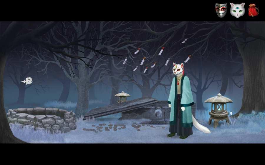 猫和幽灵之路截图3