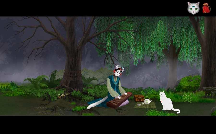猫和幽灵之路截图4