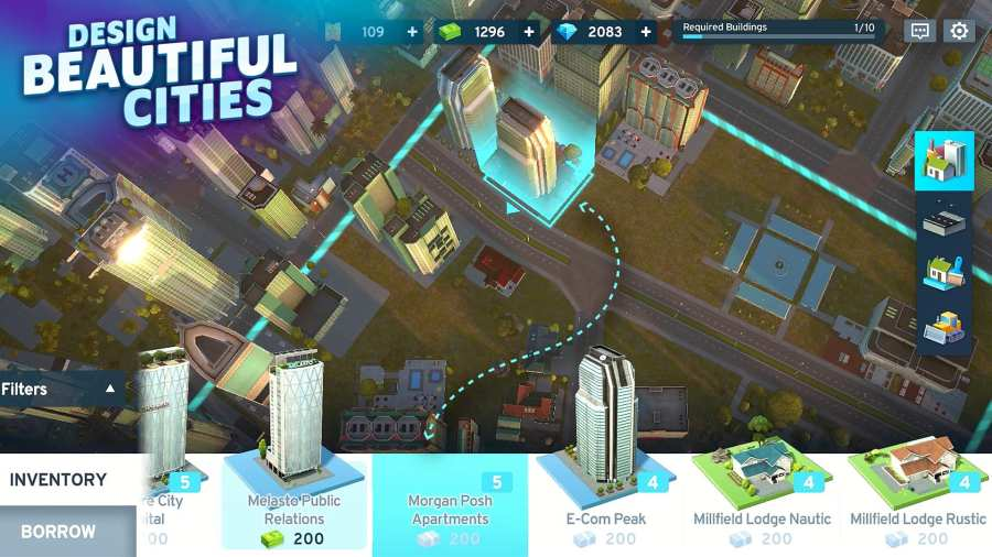 城市:城市挑战