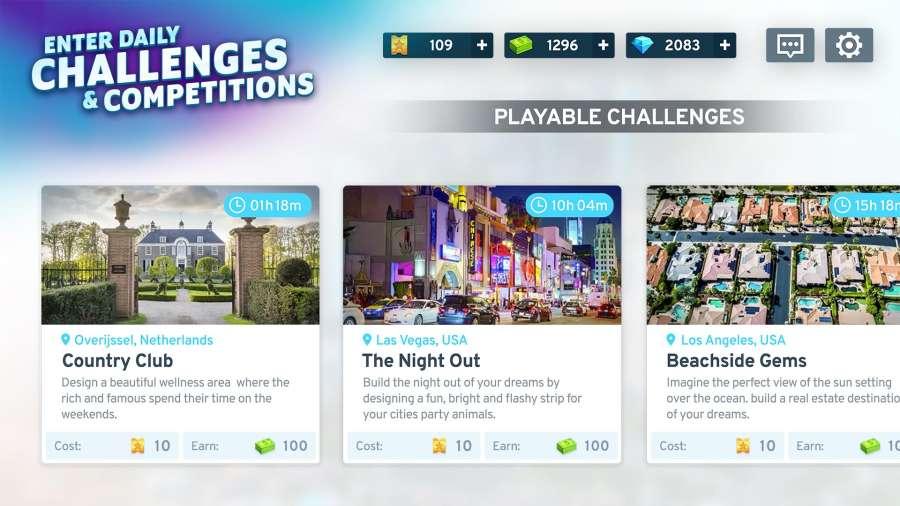 城市:城市挑战截图3