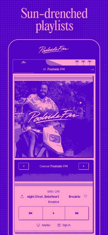 Poolside FM截图0
