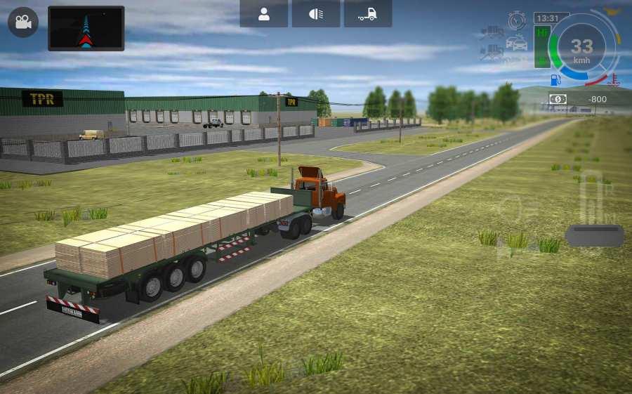 大卡车模拟器2截图1