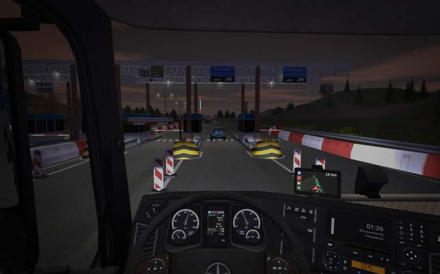大卡车模拟器2截图2