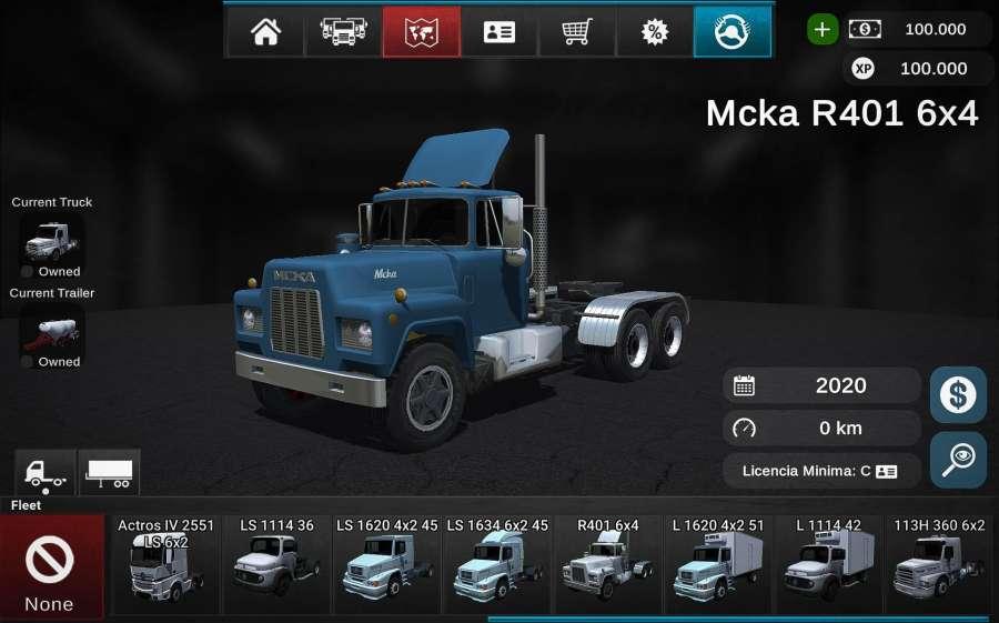 大卡车模拟器2截图3