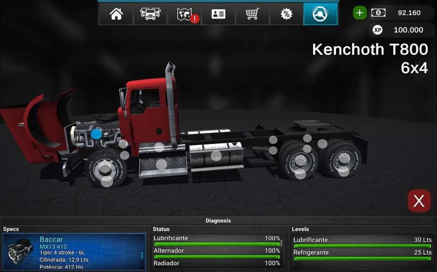 大卡车模拟器2截图4
