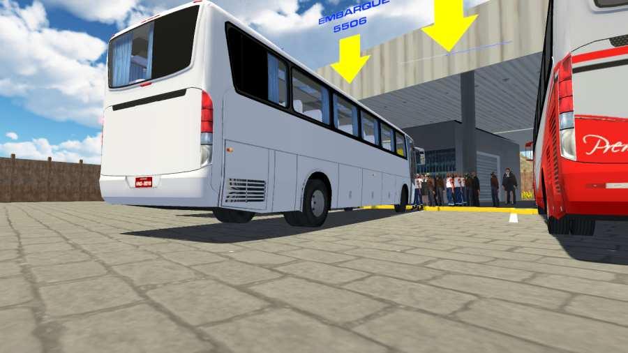 宇通巴士模拟:道路截图0