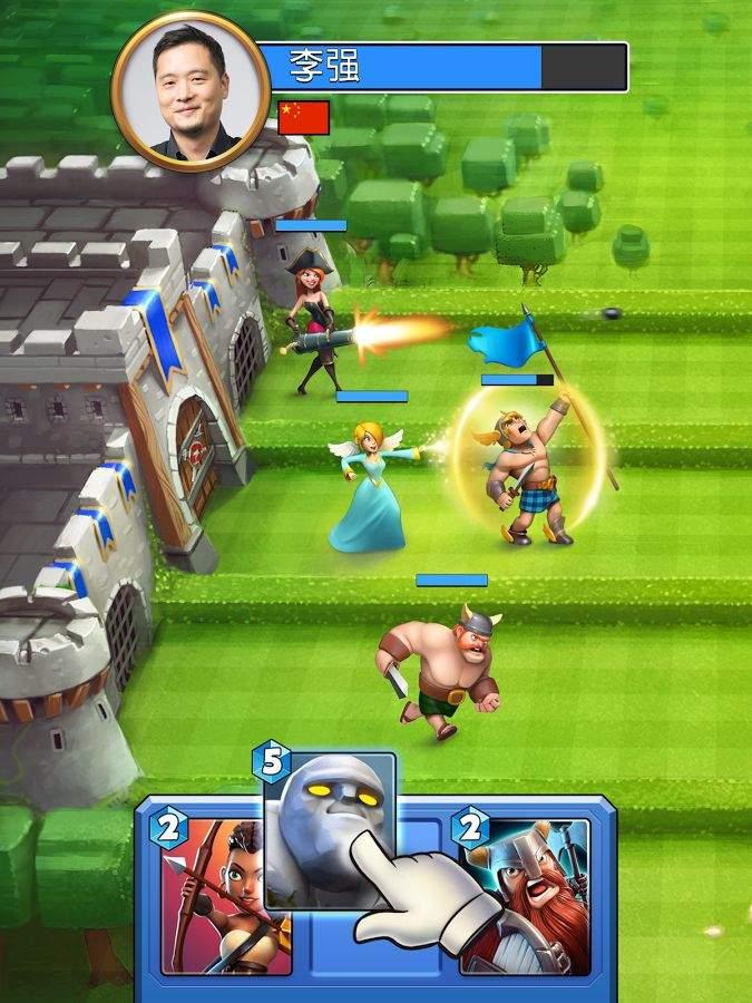 城堡粉碎战截图4