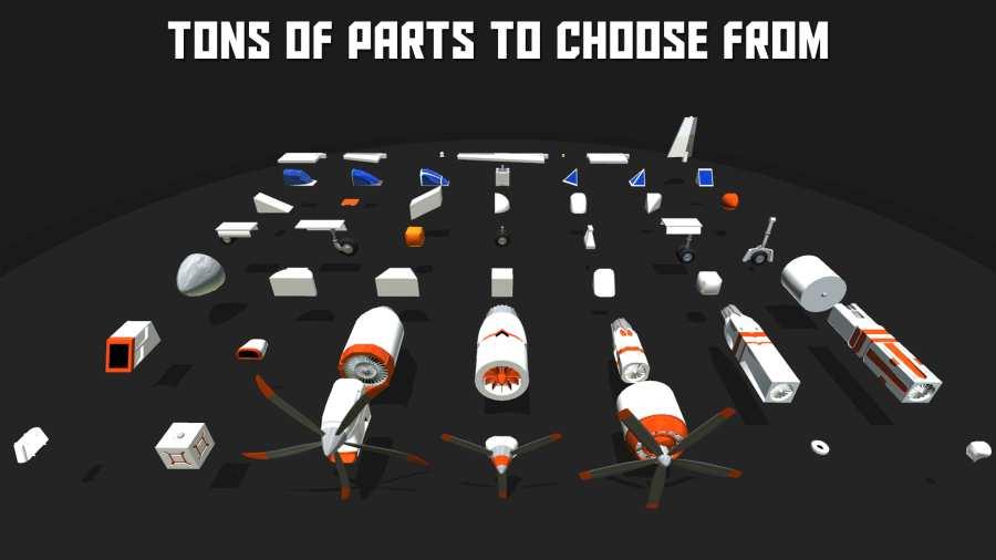 简单飞机截图2