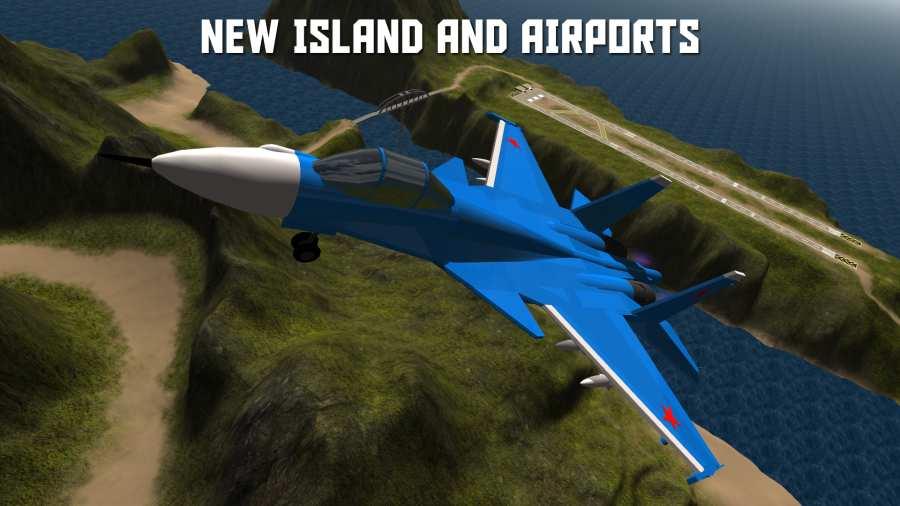 简单飞机截图3