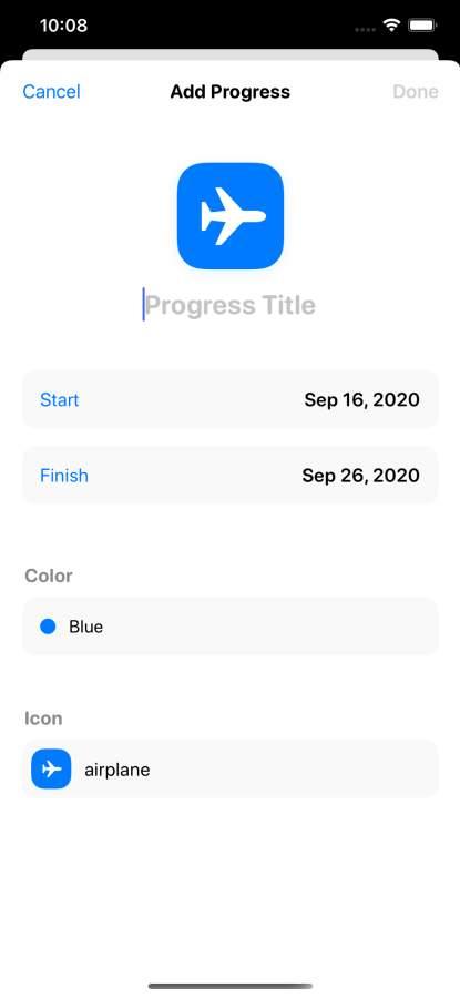 Progress - Check your progress截图4