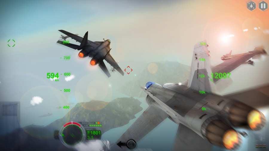 战机模拟截图0