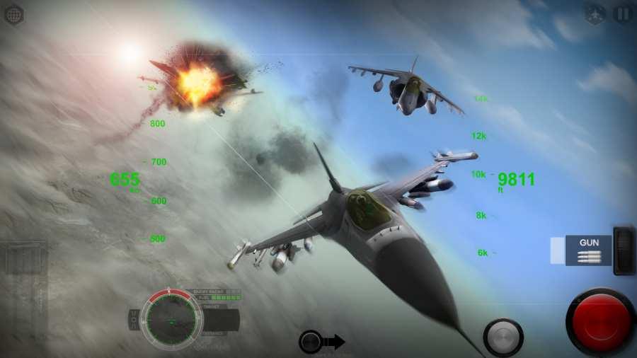 战机模拟截图4