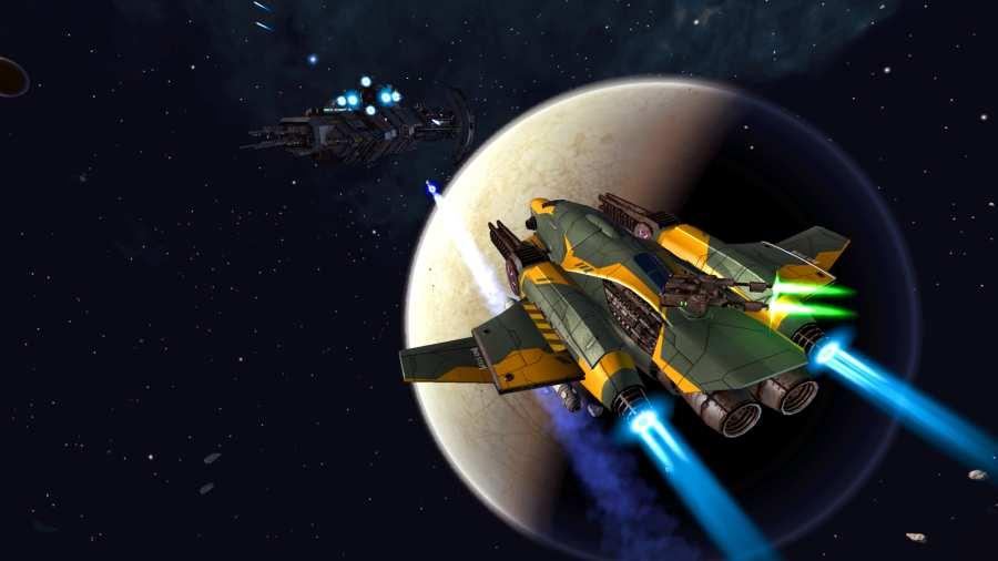 星舰指挥官:战争与贸易截图0