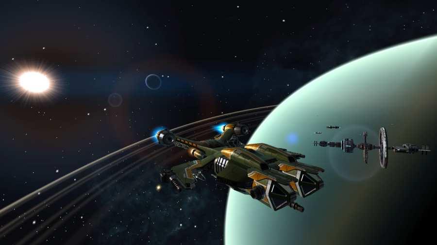 星舰指挥官:战争与贸易截图2