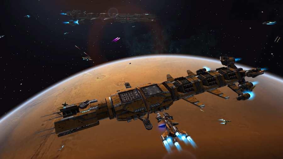 星舰指挥官:战争与贸易截图3