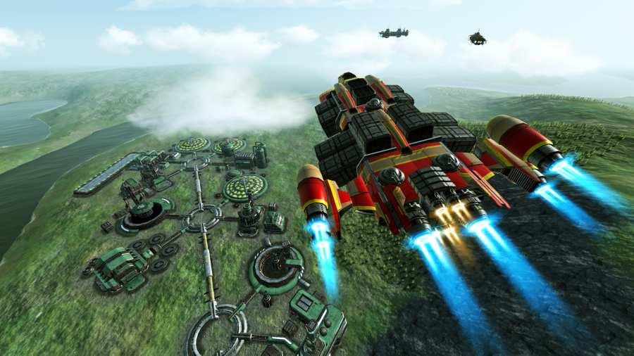 星舰指挥官:战争与贸易截图4