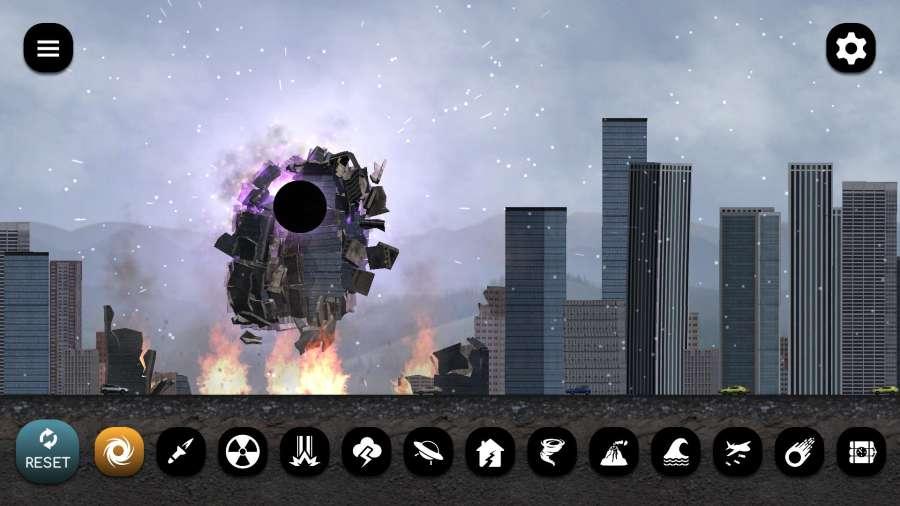 城市粉碎模拟器截图4