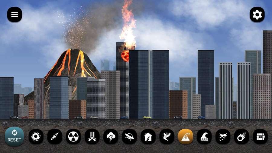 城市粉碎模拟器截图6