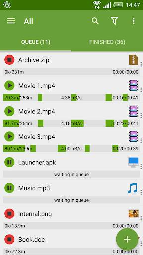 Advanced Download Manager & Torrent downlo截图0