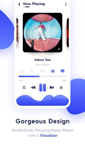 Nyx Music Player截图0