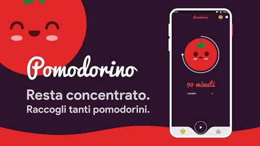 Pomodorino - Pomodoro Timer截图0