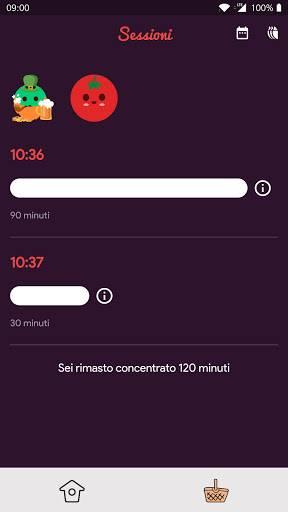 Pomodorino - Pomodoro Timer截图3