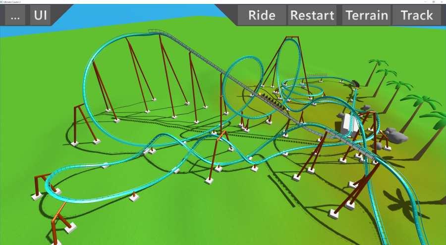 终极过山车2截图1