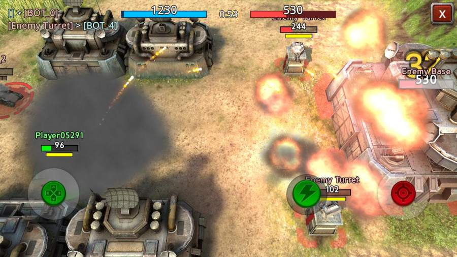 戰斗坦克2截圖1
