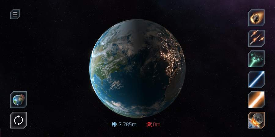 星球毁灭模拟器截图0