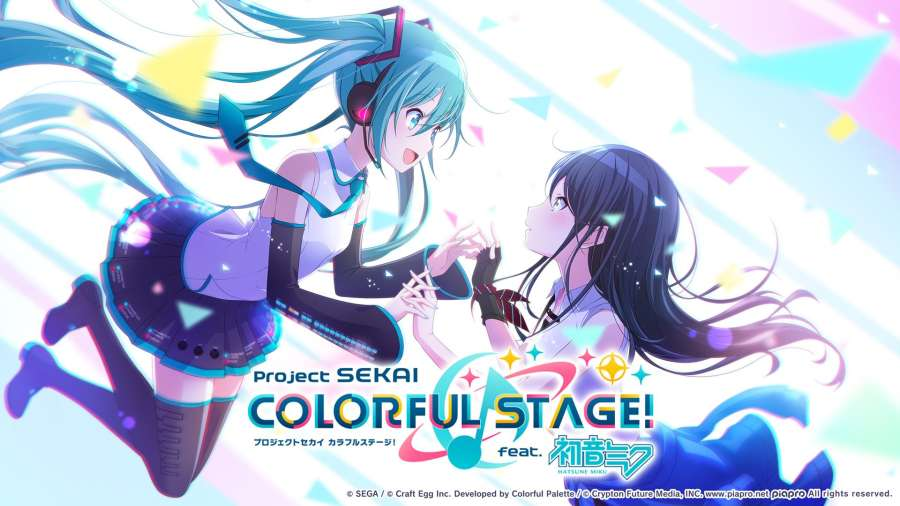 Project SEKAI COLORFUL STAGE! feat.初音未來截图0